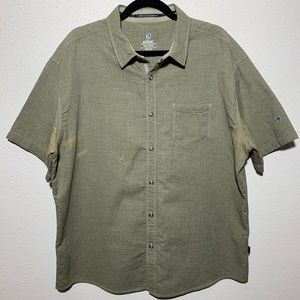 KÜHL Mens XXL Button Down